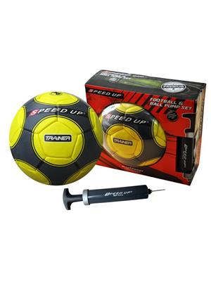 Speed Up Lw-Su022 Yellow Football Pack Of 2