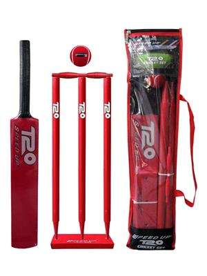 Speed Up Lw-Su031 Red Cricket Bat Pack Of 6