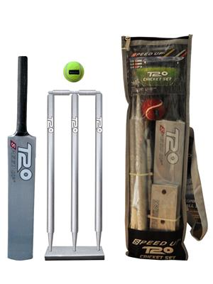 Speed Up Lw-Su031 Sliver Cricket Bat Pack Of 6
