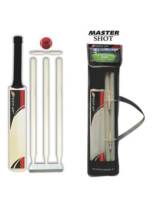 Speed Up Lw-Su034 White Cricket Bat Pack Of 6