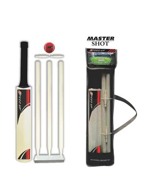 Speed Up Lw-Su035 White Cricket Bat Pack Of 6
