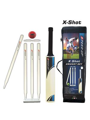 Speed Up Lw-Su039 White Cricket Bat Pack Of 6