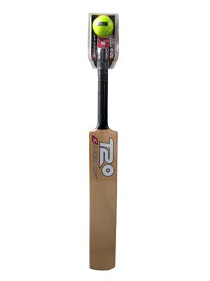 Speed Up Lw-Su046 Gold Cricket Bat Pack Of 2