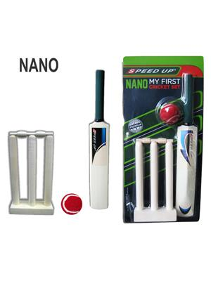 Speed Up Lw-Su050 White Cricket Bat Pack Of 3