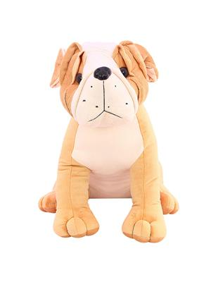 Dealbindaas Lw-Vk072 Brown Cute Pug Animal