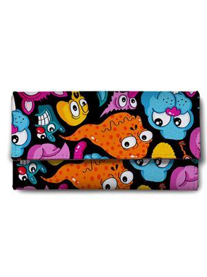 Shopmantra LW00000162 Multicolored Women Wallet