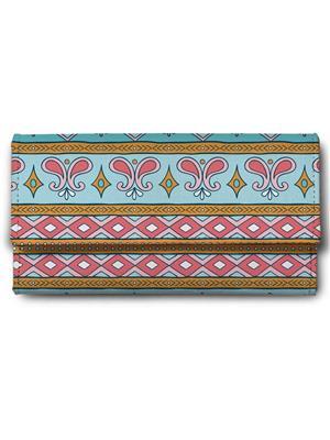 Shopmantra LW00000210 Multicolored Women Wallet