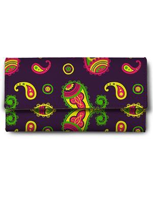 Shopmantra LW00000230 Multicolored Women Wallet