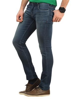 Lawman PG3BOSS-27STR Blue Men Jeans