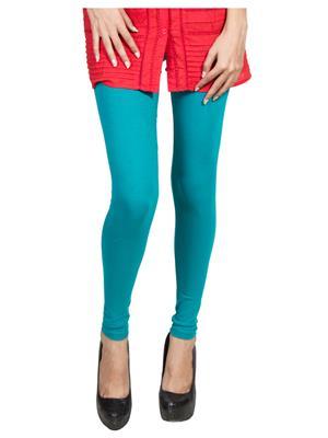 Pietra Leg_008 Green Women Leggings