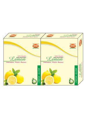 KHADI Lemon Face Pack (Pack of 2)