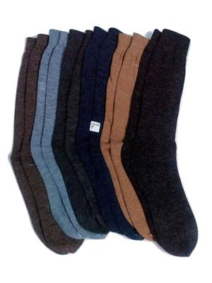 Fablook Lwm0012 Multicolored Women Socks Set Of 6