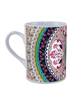 Kolorobia M8TU14 Stylish Turkish Red Mug