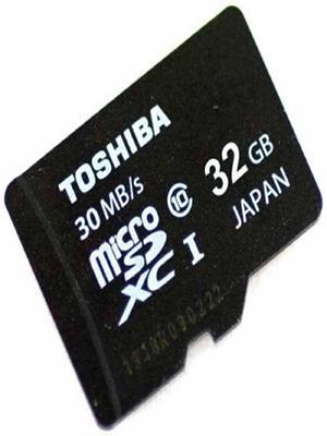 Toshiba MA030 32 GB Memory Card