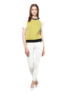 Golden Couture 0117 Multicolored Women T-Shirt