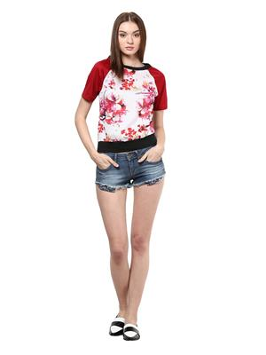 Golden Couture 0118 Multicolored Women T-Shirt