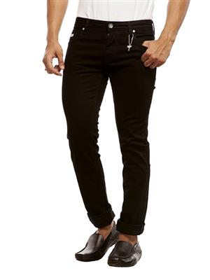Lawman PG3 K-Aura_07ST Black Men Jeans