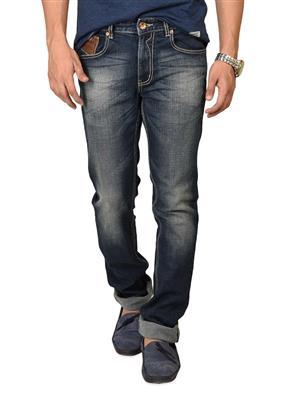 Numero Uno  NMJNRL1305 Blue Mens Jeans