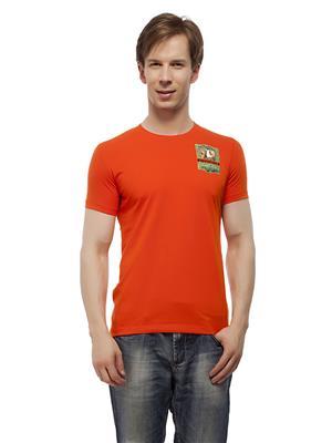 Duke  4531 Orange Men T-shirt