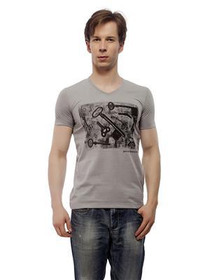 Duke  4532 Grey Men T-shirt