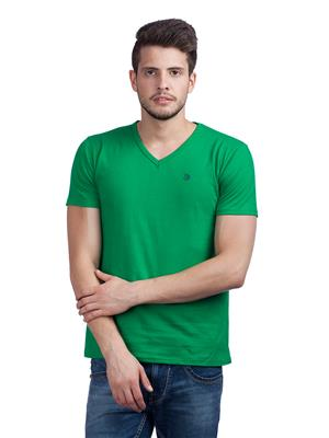 Trendy Bandey 1207 Green Men T-Shirt