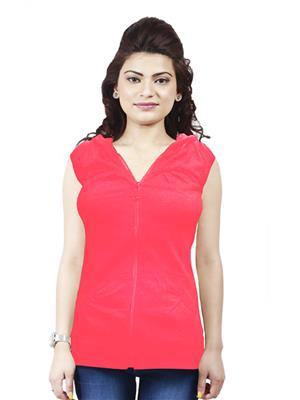 Modish Md-Tp1909 Pink Women Sweatshirt