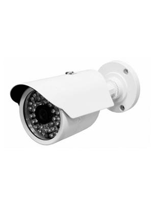 Mdi  4881 Dis White Bullet Cctv Camera