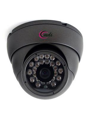 Mdi  5070 Dis Black Cctv Camera
