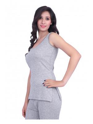 Neva MDQ11G Grey Women Thermal