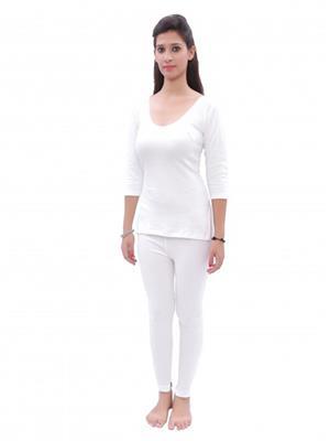 Neva MDQ13 White Women Thermal