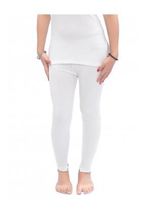 Neva MDQ16 Off White Quilt Women Pyjama