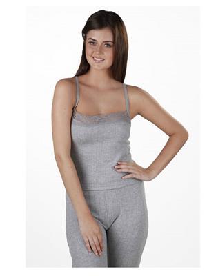 Neva Mod Quilt MDQ18G Grey Women Thermal