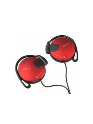Maniaz Mdr-Q140 Red Headphone