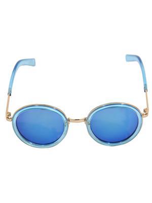 Eye Candy Me-7781-Ce460 Blue Women Round