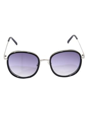 Eye Candy Me-7781-Ce467 Black Women Over-Sized Sunglasses