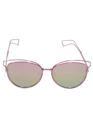 Eye Candy Me-7781-Ce473 Pink Women Oval