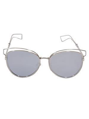 Eye Candy Me-7781-Ce474 Silver Women Oval