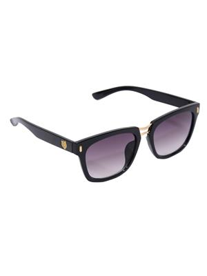 Eye Candy Me-7781-Ce494 Black Women Rectangular Sunglasses