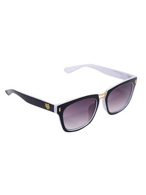 Eye Candy Me-7781-Ce495 Black Women Rectangular Sunglasses