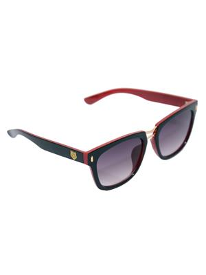 Eye Candy Me-7781-Ce496 Black Women Rectangular Sunglasses