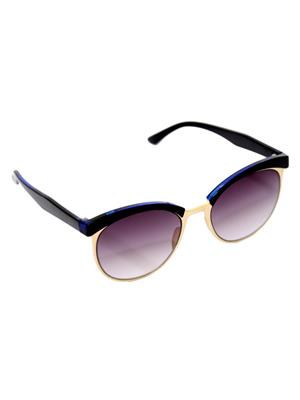Eye Candy Me-7781-Ce499 Blue Women Round Sunglasses