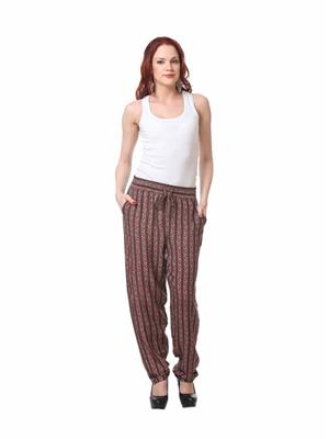 MEEE 4455 Red Women Trouser