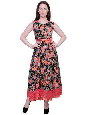 M Expose MEX106 Multicolored Women Dress