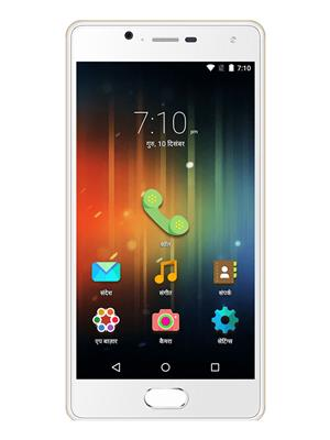Micromax Canvas Unite 4 (Gold 8 Gb)