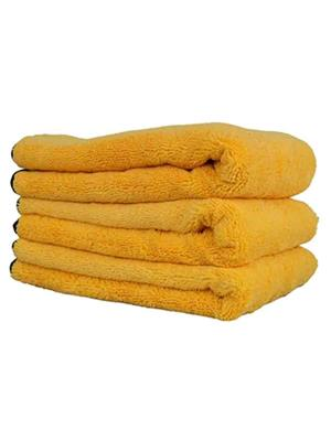 SUZANNA MIC 507 Microfiber Car Cleaning Cloth Pack of 3