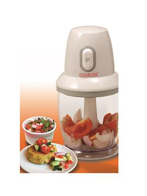 Clearline White Mini Chopper