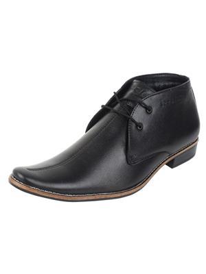Molessi ML15AC102S6 Black Men Formal Shoes