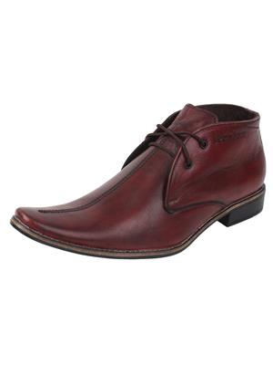 Molessi ML15AC173 Maroon Men Formal Shoes