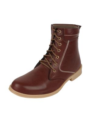 Molessi ML15B023 Brown Men Boot