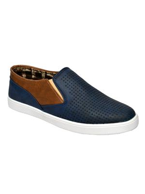 Molessi Ml16C619 Blue Men Casual Shoes